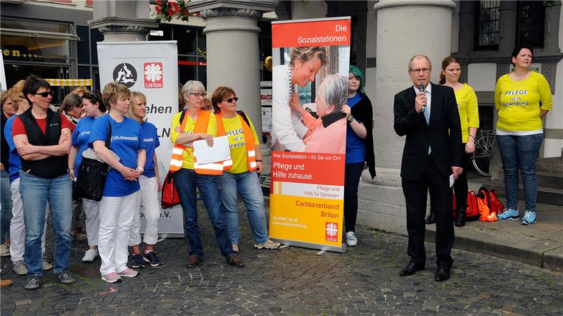 Caritas Paderborn Stellenangebote